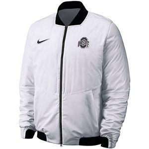 Men S Nike Ohio State Buckeyes Sideline Jacket