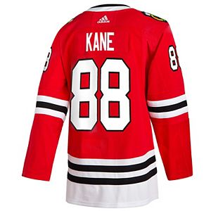 Men's adidas Patrick Kane Red Chicago Blackhawks Home Authentic Player Jersey
