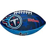 Wilson Tennessee Titans Junior Team Logo Mini Football