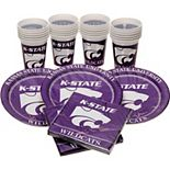 Kansas State Wildcats Party Pack for 24