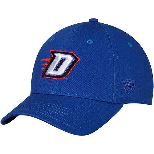 Men's Top of the World Royal DePaul Blue Demons Observer Adjustable Snapback Hat