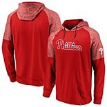 Men's Fanatics Branded Red Philadelphia Phillies Made to Move Pullover Hoodie