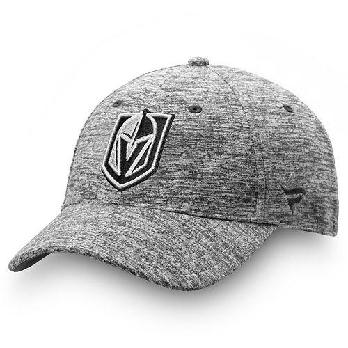 Men's Fanatics Branded Black Vegas Golden Knights Authentic Pro Clutch Adjustable Hat