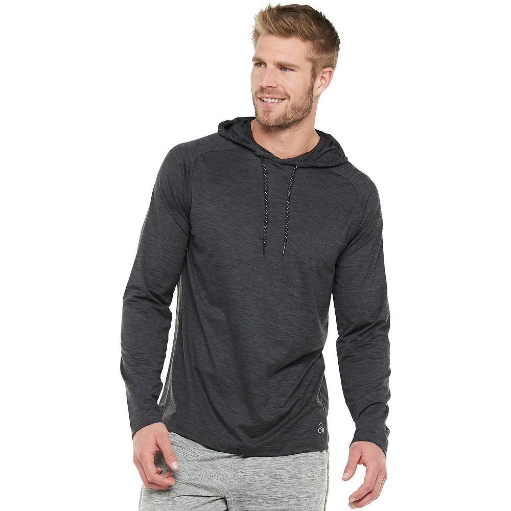 Men's Tek Gear® Brushed Jersey Hoodie