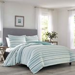 Relax by Tommy Bahama Clearwater Cay Duvet Cover 3-pc. Set