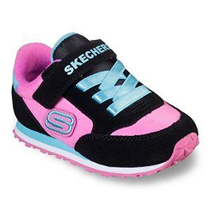 Skechers Color Block Toddler Girls' Sneakers