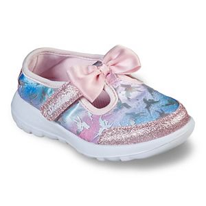 Skechers GOwalk Joy Pretty Pixie Toddler Girls' Mary Jane Shoes