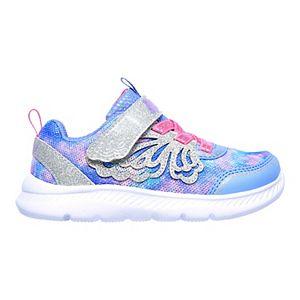 Skechers Comfy Flex Toddler Girls' Sneakers