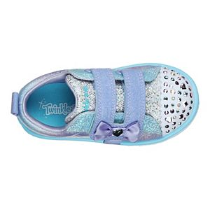 Skechers Twinkle Toes Twinkle Lites Toddler Girls' Light Up Shoes