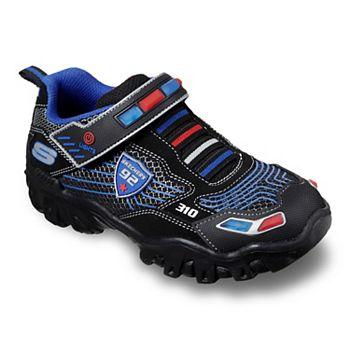 Skechers Hot Lights Damager III Boys' Light Up Shoes