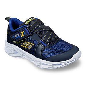 Skechers S-Lights Vortex Flash Boys' Light Up Shoes