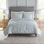 Croft & Barrow® Marietta Blue Floral Comforter and Sham Set