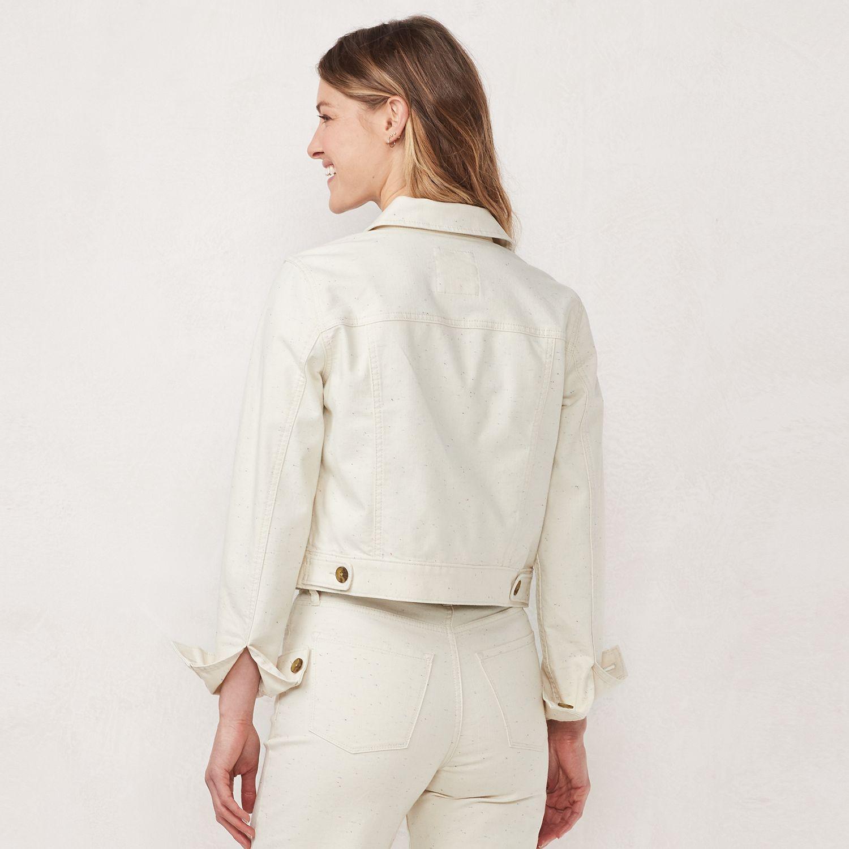 Women's LC Lauren Conrad Patch Pocket Jacket