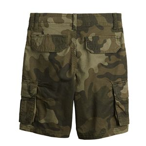 Boys 4-12 Sonoma Goods For Life® Cargo Shorts in Regular, Slim & Husky