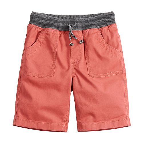 Boys 4-12 SONOMA Goods for Life® Pull On Shorts