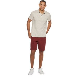 Men's Apt. 9® Modern-Fit Slubbed Polo