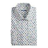 Men's Croft & Barrow® Slim-Fit Easy-Care Spread Collar Dress Shirt
