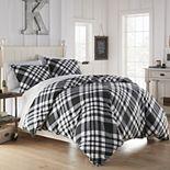 Poppy & Fritz Poppys Plaid Comforter Set