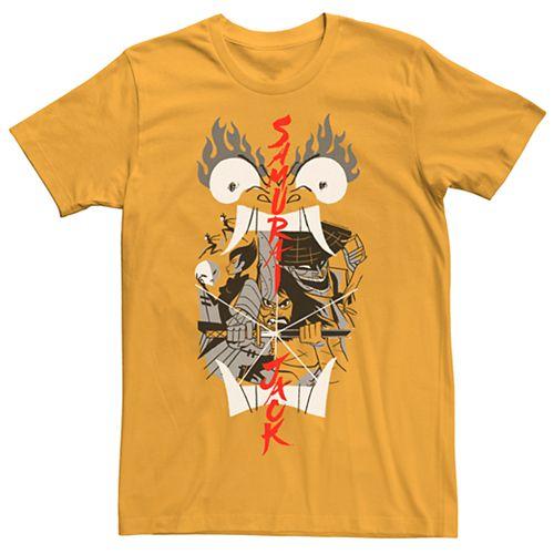 Men's Cartoon Network Samurai Jack Storytelling Tee