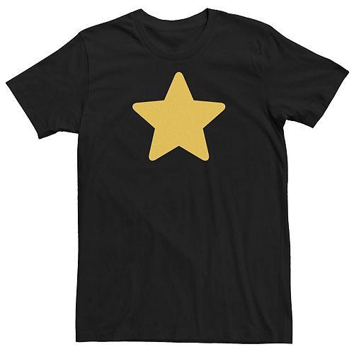 Men's Cartoon Network Steven Universe Greg's Star Tee