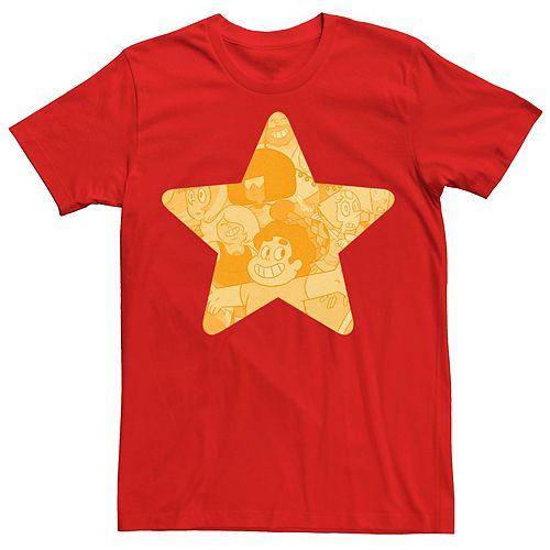 Men's Cartoon Network Stevens Universe Gold Star Tee
