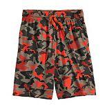 Boys 4-12 Jumping Beans® Abstract Active Shorts