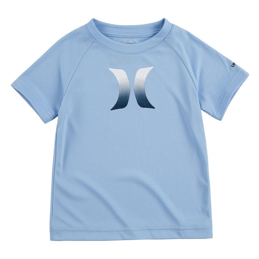 Toddler Boy Hurley Logo UPF 50+ Top