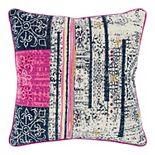 Donny Osmond Bella Pink & Blue Pillow