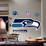 Fathead Seattle Seahawks Logo Wall Decal