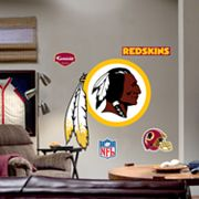 Fathead Washington Redskins Logo Wall Decal