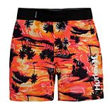 Toddler Boy Hurley Palm Trees Swim Trunks