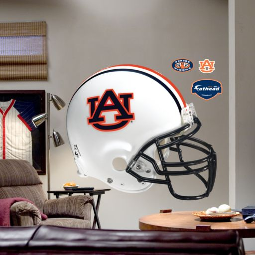 Fathead Auburn University Tigers Helmet Wall Decal