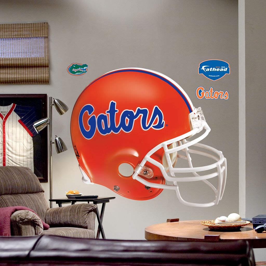 Fathead® University of Florida Gators Helmet Wall Decal