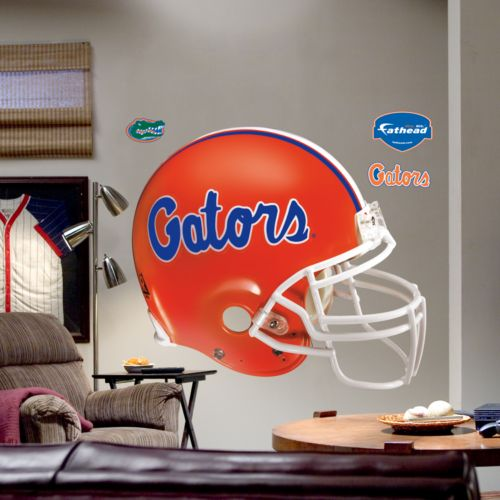Fathead University of Florida Gators Helmet Wall Decal