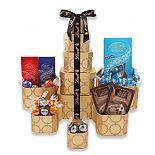 Alder Creek Lindt Holiday Towers Gift Set