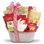 Alder Creek Holiday Tea Sampler Gift Basket