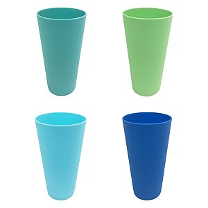 Celebrate Summer Together 4-pc. Cool Color Cup Set