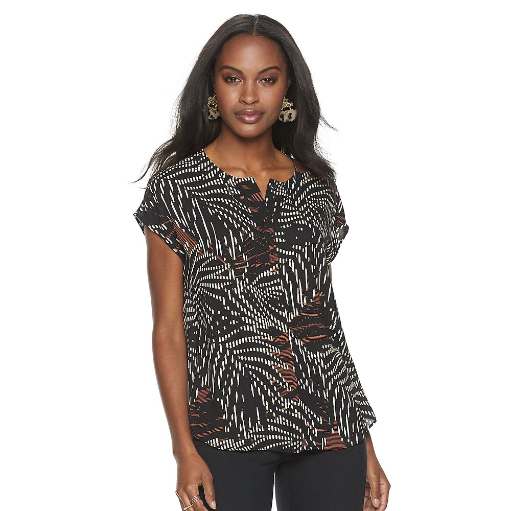 Women's Apt. 9® Dolman Blouse