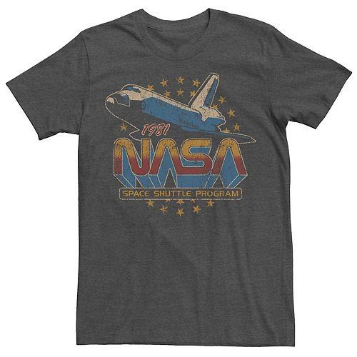 Men's NASA Space Shuttle Program 1981 Tee