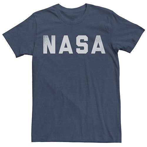 Men's NASA Simple Logo Tee