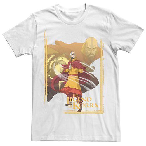 Men's Nickelodeon The Legend Of Korra Tenzin Tee