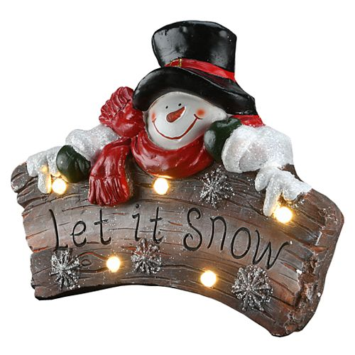 National Tree Company 13-in. Holiday Wall Sign