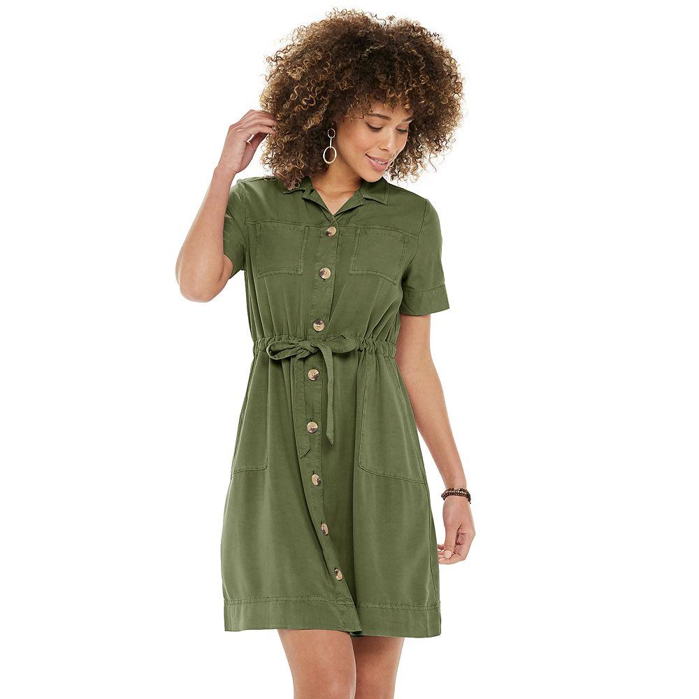 Women's SONOMA Goods for Life® Utility Dress