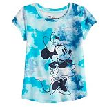 Disney's Minnie Mouse Toddler Girl Graphic Tee by Family Fun?