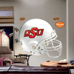 Fathead Oklahoma State University Cowboys Helmet Wall Decal