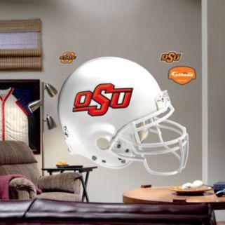 Fathead Oklahoma State University Cowboys Helmet Wall Decal
