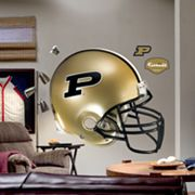 Fathead Purdue University Boilermakers Helmet Wall Decal