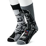 Men's Star Wars 2-Pack Crew Socks