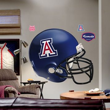 Fathead® University of Arizona Wildcats Helmet Wall Decal