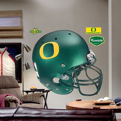 Fathead University of Oregon Ducks Helmet Wall Decal